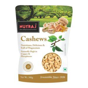 Nutraj Cashews W320 500 g