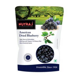 Nutraj Dried American Blueberries 200g