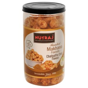 Nutraj Makhana Chatpata Chaat Flavour 70g