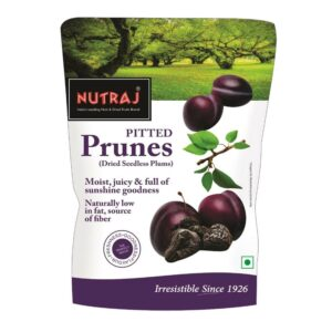 California Pitted Prunes (Dried Seedless Plums) 200g