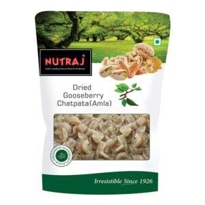Nutraj Dried Gooseberry Chatpata (Amla) 200g
