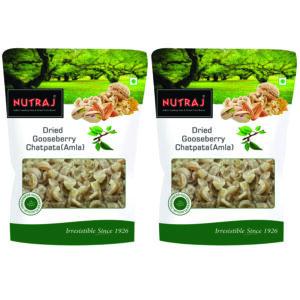 Nutraj Dried Gooseberry Chatpata (Amla) 400 g (2 X 200g)